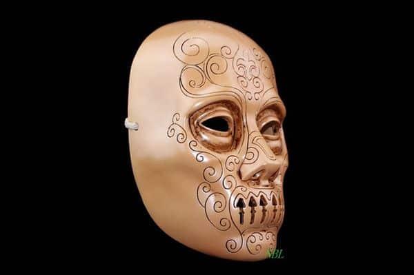 máscaras harry potter