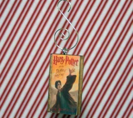 Ideas de adornos navideños de Harry Potter