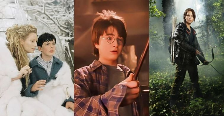 películas para ver si te gusta Harry Potter