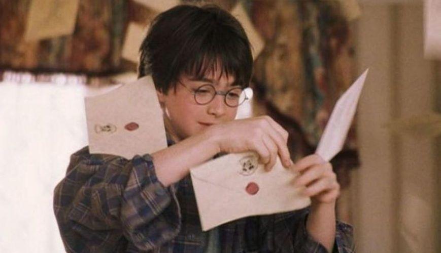 carta de hogwarts