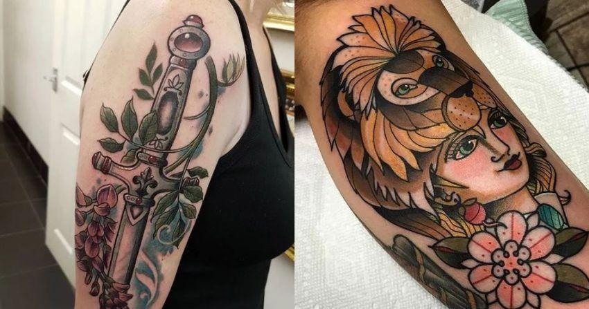 tatuajes gryffindor