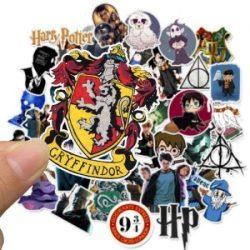 Pegatinas de Harry Potter