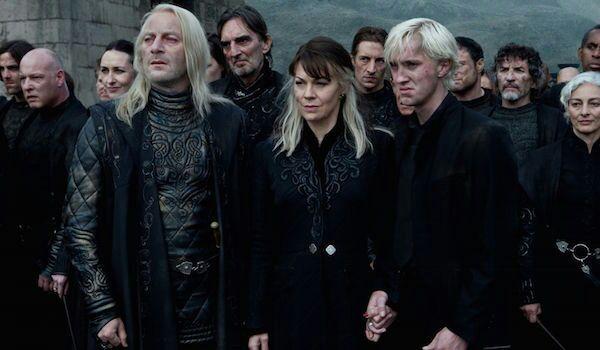Familia Draco Malfoy