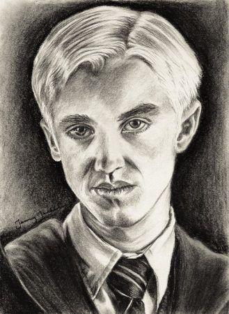 Dibujos de Draco Malfoy