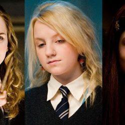 test luna ginny o hermione