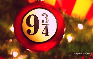 bolas de navidad harry potter
