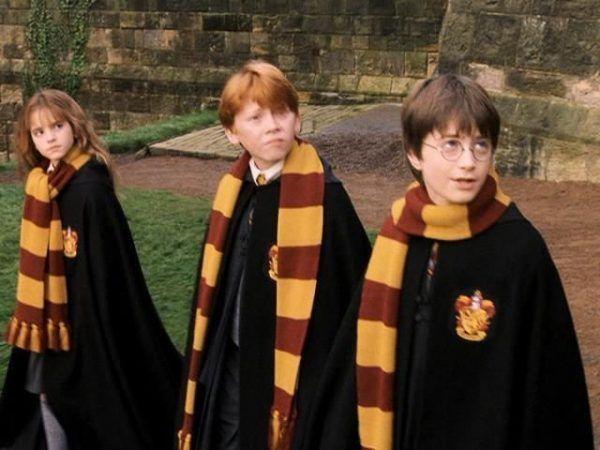 bufandas potterheads hogwarts