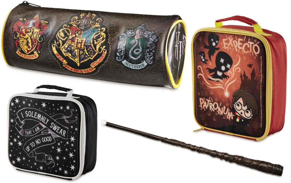 productos escolares de harry potter