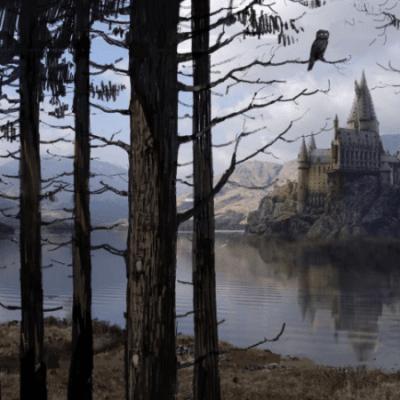 ¿Dónde está Hogwarts