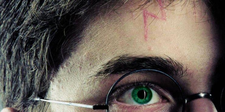 cicatriz de harry potter