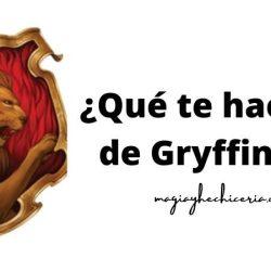 ¿Qué te hace ser de Gryffindor_
