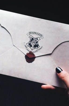 Carta de Hogwarts en español