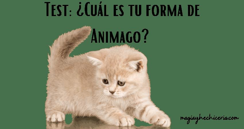 Test_ ¿Cuál es tu forma de Animago_