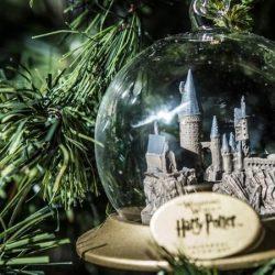 adornos de navidad harry potter