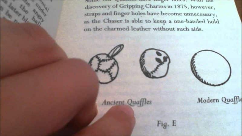 quidditch libro
