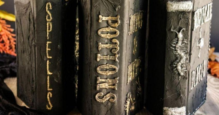 Cómo hacer tu propio libro de hechizos de Harry Potter