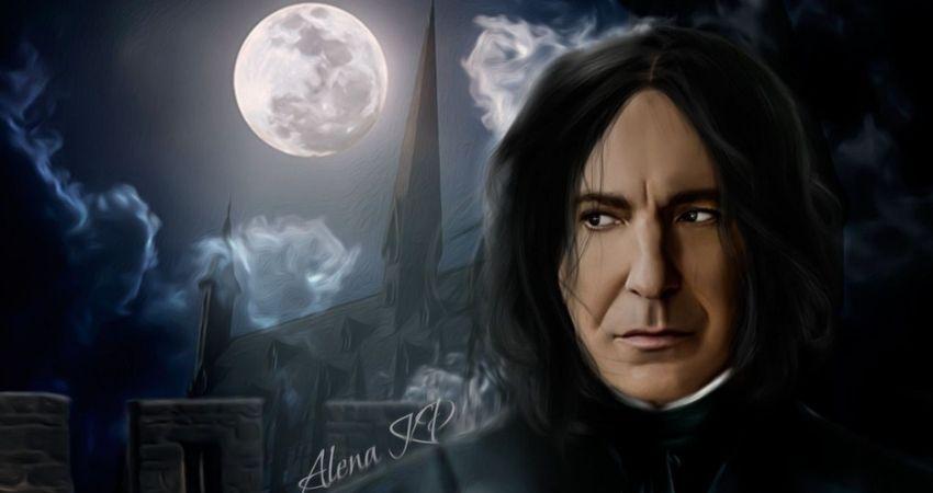 Severus Snape_ Lo que significa amar