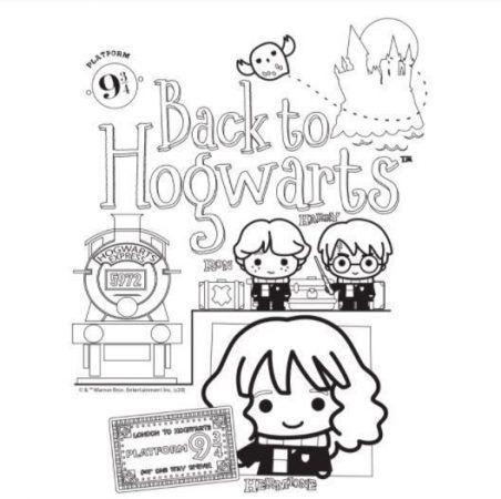 volver a hogwarts