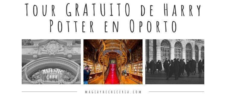 Tour GRATUITO de Harry Potter en Oporto