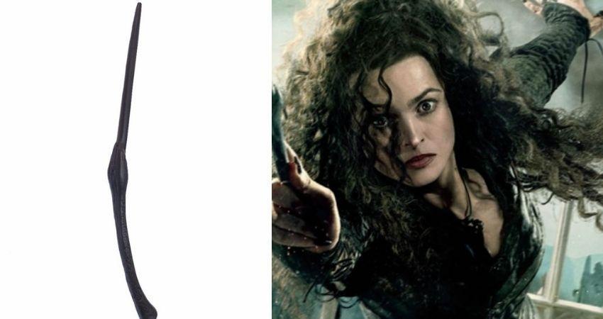 Varita de Bellatrix Lestrange