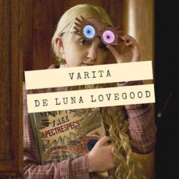 Varita de Luna Lovegood