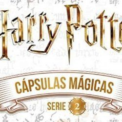 cápsulas mágicas de Harry Potter