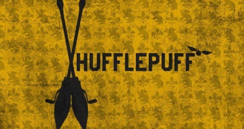 que significa el color amarillo de hufflepuff